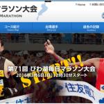 第71回びわ湖毎日マラソンの結果速報、放送予定