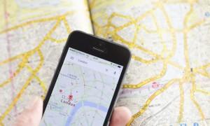 地図を見るならグーグルマップ